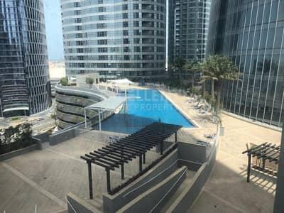 1 Bedroom Flat for Sale in Al Reem Island, Abu Dhabi - Best Investment| 1BH Apt| High Floor| Pool View
