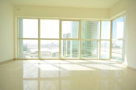 2 Bedroom Apartment for Rent in Al Reem Island, Abu Dhabi - Elegant, Full Sea View and Bigger Lay out 2 BR in Marina Square