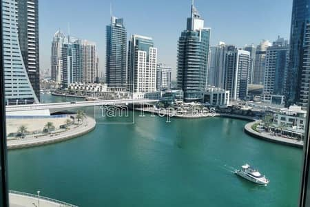 شقة 2 غرفة نوم للبيع في دبي مارينا، دبي - Stunning 2BR Apartment w/ Marina Views!