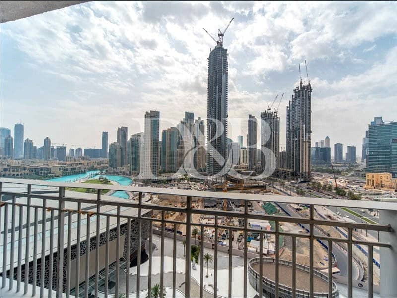 Burj Khalifa Community | Genuine Resale Deal