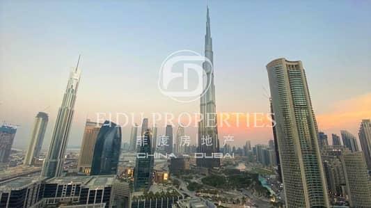 شقة 3 غرف نوم للايجار في وسط مدينة دبي، دبي - Limited Offer | Brand New 04 Series | Full Burj n Fountain View