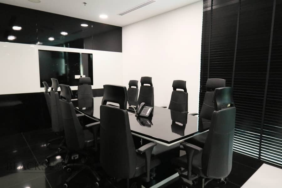 Spacious Fully Furnished Office Space | Prime Location | Best Price