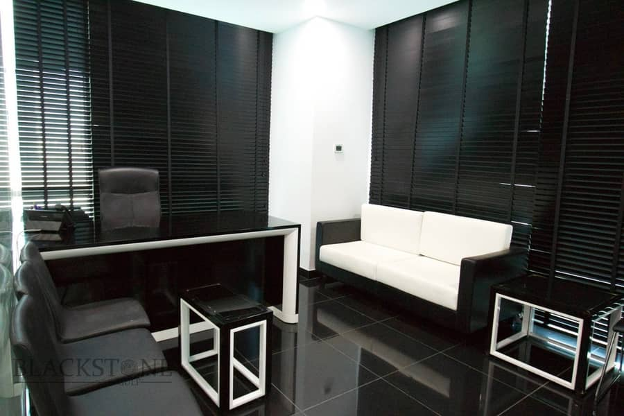 2 Spacious Fully Furnished Office Space | Prime Location | Best Price