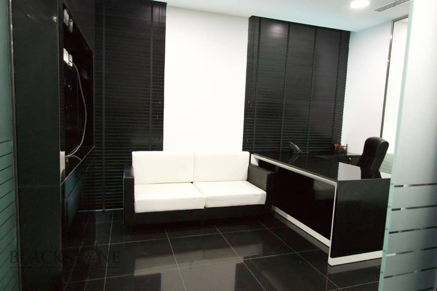 11 Spacious Fully Furnished Office Space | Prime Location | Best Price