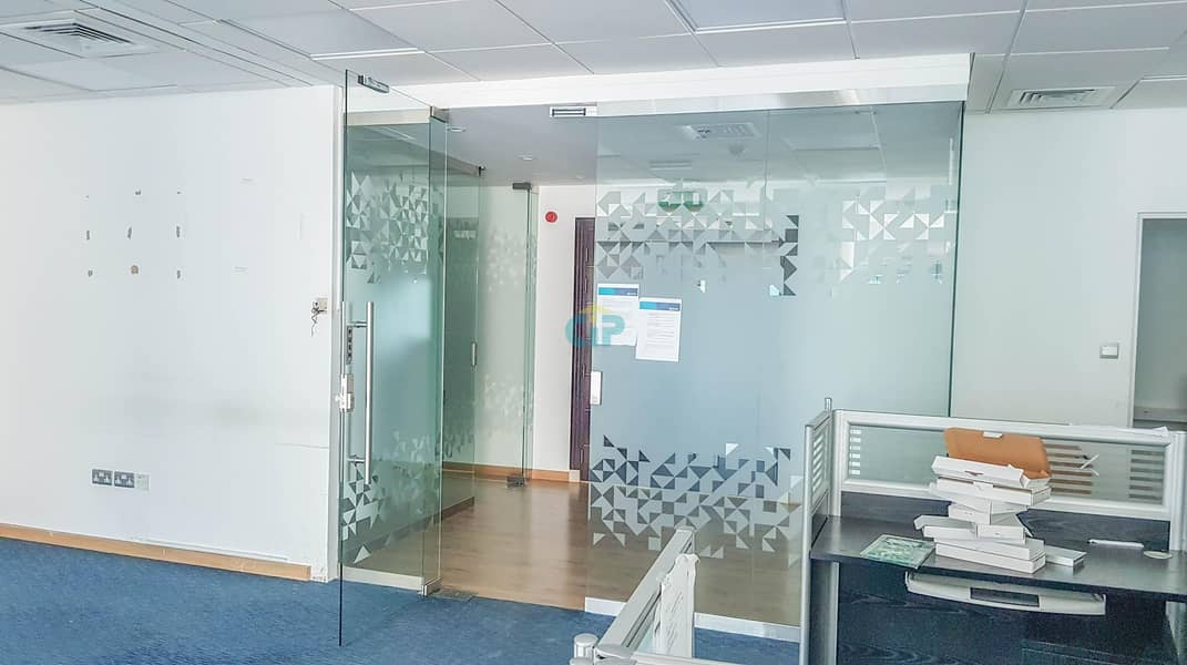 11 FURNISHED | BEST SOCIAL DISTANCING OPTION FOR YOUR OFFICE | BEST AND CLEAN BUILDING