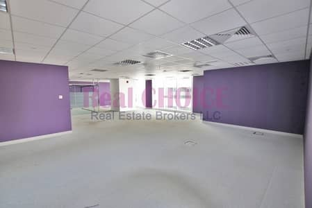 مکتب  للايجار في شارع الشيخ زايد، دبي - Prime Location|Vacant & ready to move Office