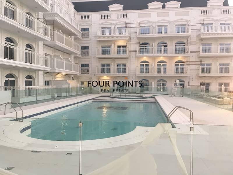 12 Luxury Branded Studio Apartment in Vincitore Palacio in Arjan