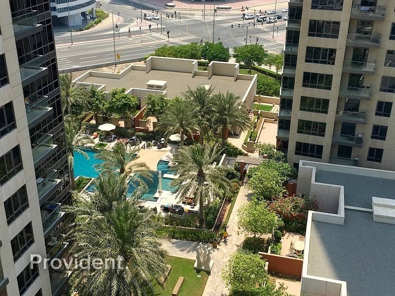 2 Largest Layout! High Floor | Unfurnished