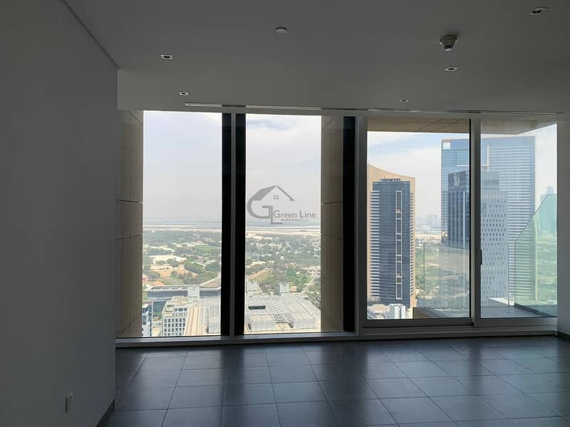 1 Spacious 1 Bedroom I Sheikh Zayed Road View