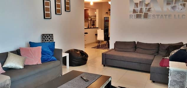 2 Bedroom Apartment for Rent in Al Reem Island, Abu Dhabi - Fully Furnished Apartment + Balcony