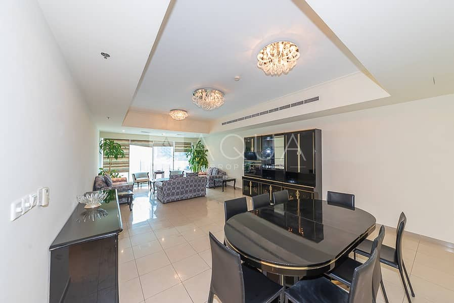 Furnished | 2 Bed| Low Floor| Good Views