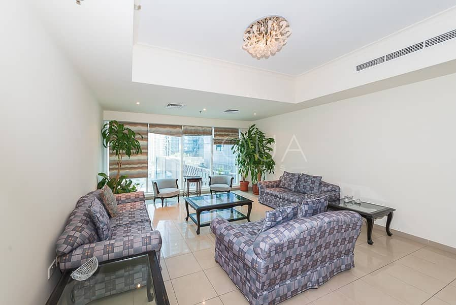 2 Furnished | 2 Bed| Low Floor| Good Views