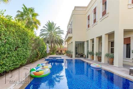 6 Bedroom Villa for Sale in Emirates Hills, Dubai - Classical home