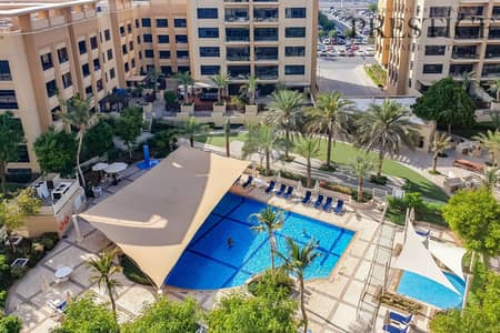 3 Bedroom Apartment for Rent in The Greens, Dubai - Pool facing | Largest 3 Bed | Study | 2 Parkings