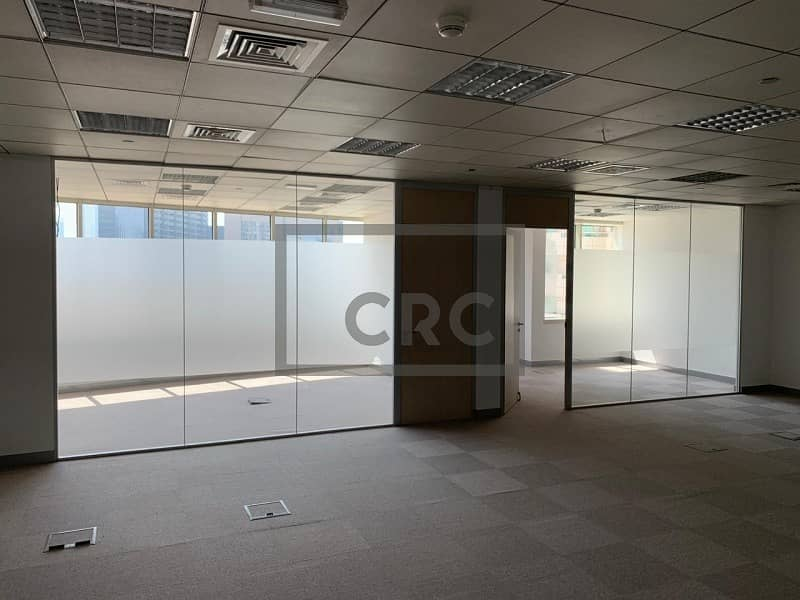 2 Fully Fitted Office | Low Floor | Partitioned