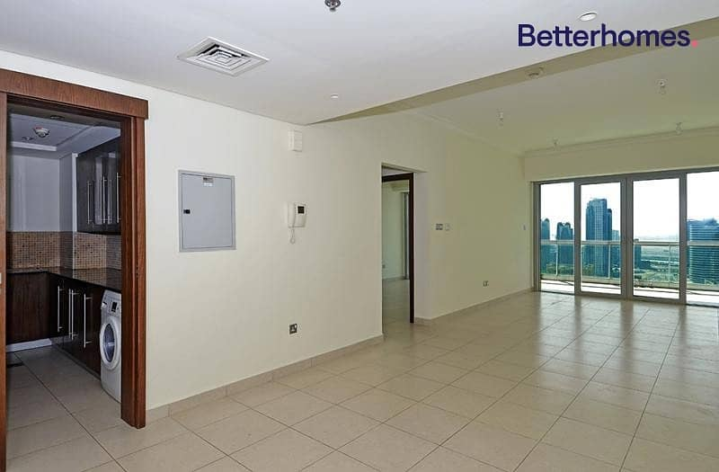 One Bed |  8 Boulevard Walk | Balcony |