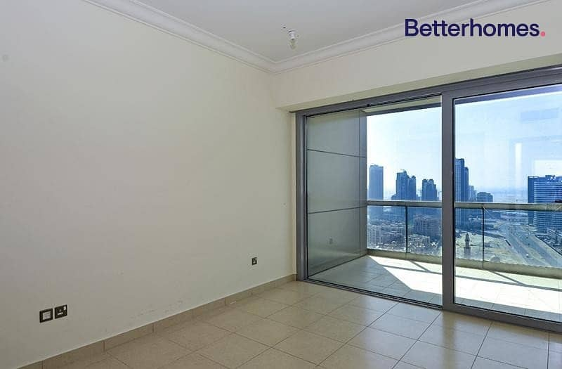 2 One Bed |  8 Boulevard Walk | Balcony |
