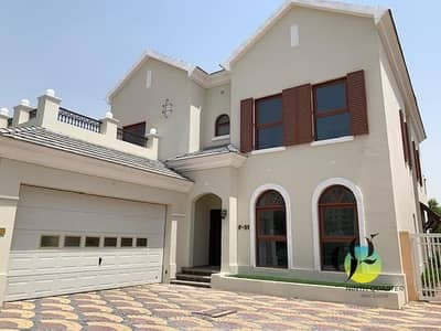 4 Bedroom Villa for Sale in Jumeirah Golf Estate, Dubai - Luxuriously Furnished 5 Bed + Maids Villa for sale!