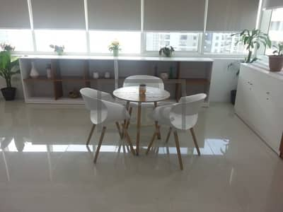 Office for Rent in Jumeirah Lake Towers (JLT), Dubai - Furnished| Close To Metro | Fully Fitted