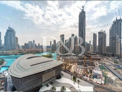 فلیٹ 3 غرف نوم للبيع في وسط مدينة دبي، دبي - Genuine Resale Deal | Large 3 Bedroom