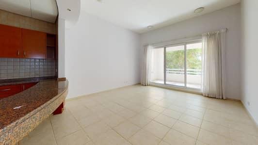 فلیٹ 1 غرفة نوم للايجار في جرين كوميونيتي، دبي - Appliances Included | Balcony | Visit Online