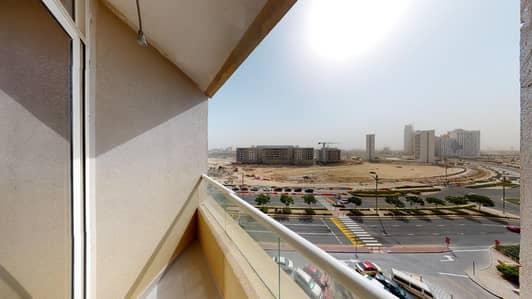شقة 1 غرفة نوم للايجار في مدينة دبي للإنتاج، دبي - Tennis court   BBQ area   Visit with digital lock