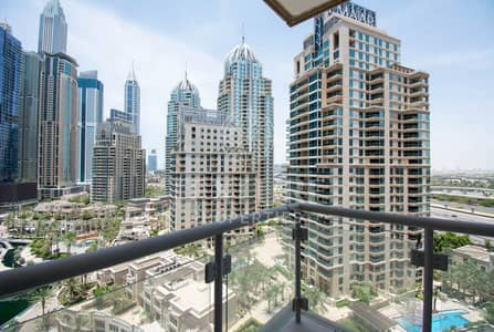 شقة 2 غرفة نوم للايجار في دبي مارينا، دبي - Spacious 2 Bedroom | Golf Course & Marina View