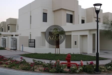 4 Bedroom Townhouse for Rent in Town Square, Dubai - 4 Bedroom | Corner Plot | Brand New | Best Layout