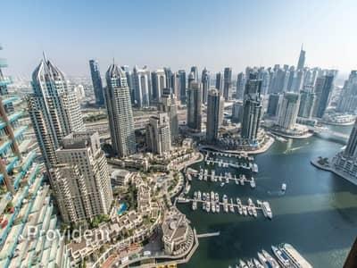 شقة 2 غرفة نوم للبيع في دبي مارينا، دبي - Rented | Perfectly Priced | Stunning Marina Views