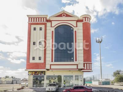 Studio for Rent in Al Eraibi, Ras Al Khaimah - Studio flat by 13500 only backside safeer market