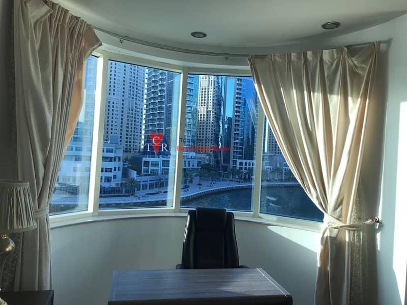 2 Bedrooms Hall | Marina View | ARY Marina View | Dubai Marina