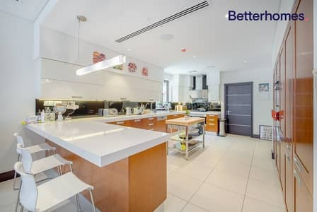 5 Bedroom Villa for Sale in Jumeirah Golf Estate, Dubai - LARGE CORNER PLOT | PRIVATE POOL | TYPE E