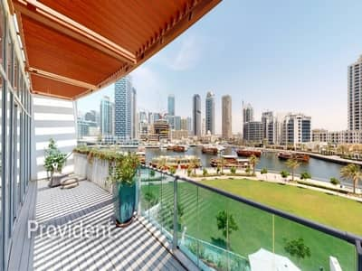 Luxury Furnished with Private Pool | Marina View