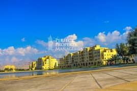 For rent  in Yasmin Village, Ras Al Khaimah: 2 Bedroom apartment - mountain view