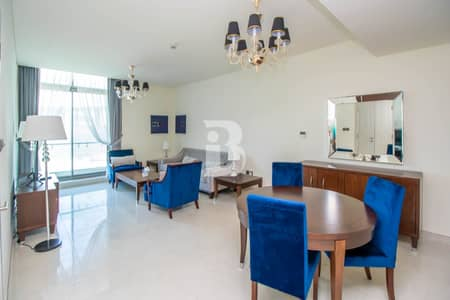 1 bedroom|The Polo Residence in Meydan Avenue