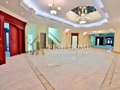 فیلا 8 غرف نوم للبيع في شارع الفلاح، أبوظبي - VIP 2 Villas Compound with Garden