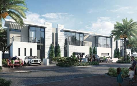 تاون هاوس 4 غرف نوم للبيع في داماك هيلز (أكويا من داماك)، دبي - Refreshing  Lifestyle with Wide Open Green Spaces