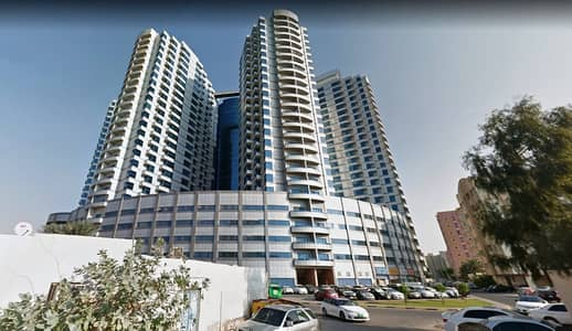 Studio for Rent in Ajman Downtown, Ajman - Falcon Towers: Spacious Studio 600 sqft at Downtown Ajman