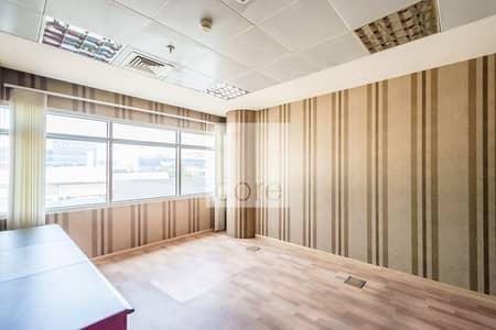 مکتب  للايجار في ديرة، دبي - Fitted Office | Next to Airport Road