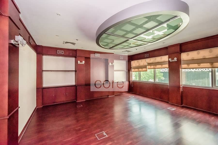 Spacious Office | Ideally Located | Low Floor