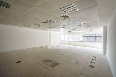 مکتب  للايجار في ديرة، دبي - Fitted Office | Prime Location | Low Floor