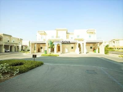 تاون هاوس 3 غرف نوم للايجار في الفرجان، دبي - Well Kept - Internal unit | Type B -  Quortaj Style | 3 Bedroom + Maids