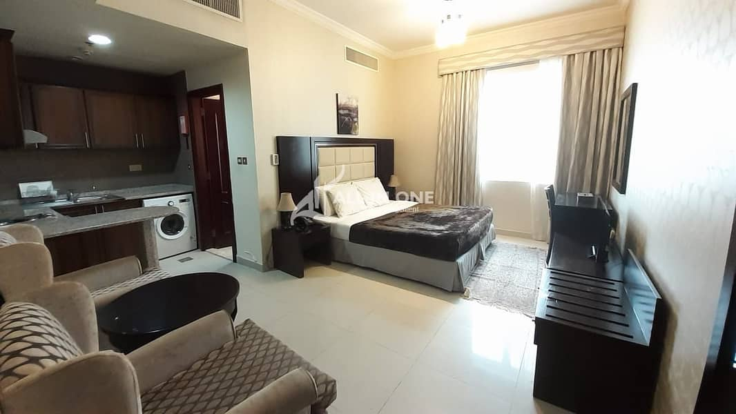 Hot Offer! Furnished @ AED 4000 Monthly
