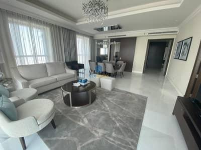 شقة 3 غرف نوم للايجار في وسط مدينة دبي، دبي - SKY Collection 3 BD | Facing Burj Khalifa & Fountain | Fully Furnished | Ready to Move In