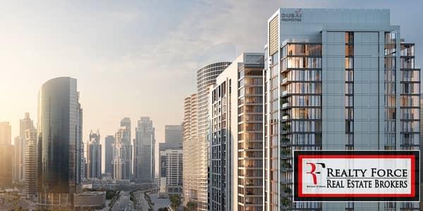1 Bedroom Flat for Sale in Downtown Dubai, Dubai - LOWEST PRICE | HANDOVER SOON | 01 SERIES
