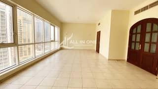 شقة في شارع السلام 3 غرف 90000 درهم - 4397201