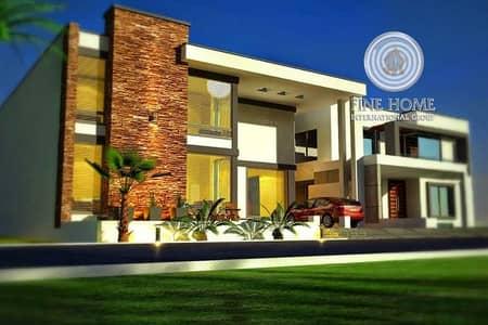 فیلا 6 غرف نوم للبيع في الشامخة، أبوظبي - 6 BR Villa with 2 Terraces & External Extension