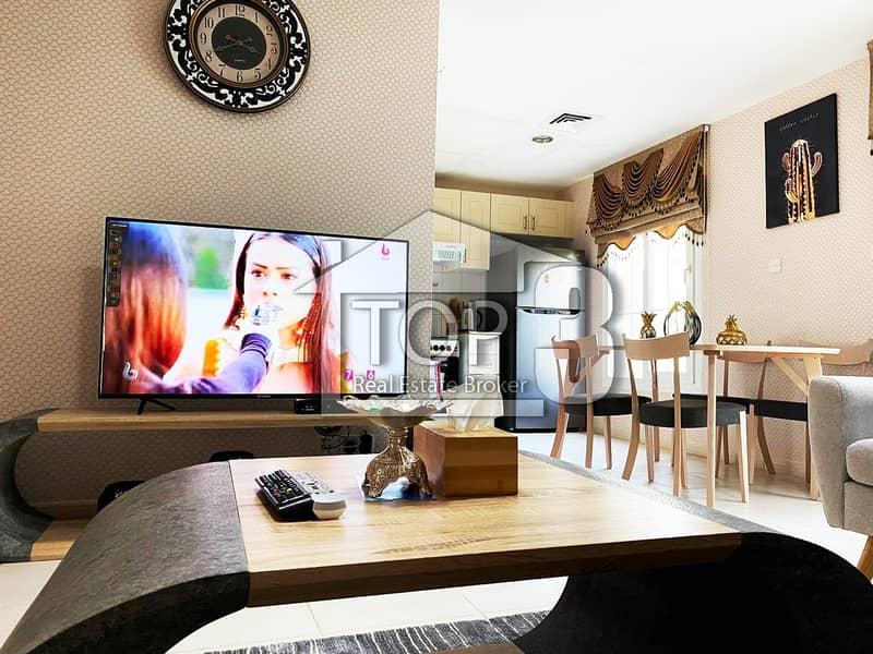 2 bedroom villa plus maid room in spring villas 8000/m all in