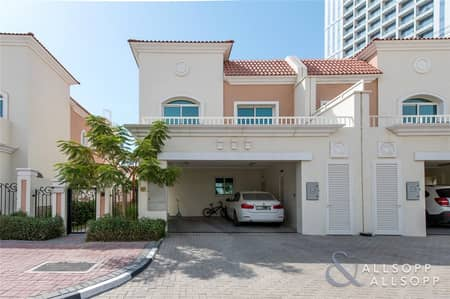 4 Bedroom Villa for Sale in Dubai Sports City, Dubai - Four Beds | Semi-Detached Villa | Vacant