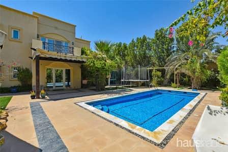 فیلا 4 غرف نوم للبيع في المرابع العربية، دبي - Exclusive | Extended Type 16 | Swimming Pool